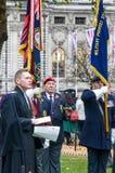 Jour des anciens combattants à Londres Images stock