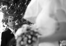 Jour du mariage photo libre de droits