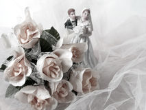 Jour du mariage photographie stock