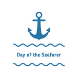 Jour du marin Photographie stock