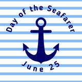 Jour du marin Image libre de droits