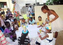 Jour du ` s d'enfants, un succès Image stock