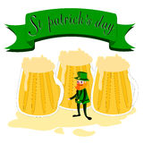 Jour du ` s de St Patrick Photo stock
