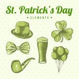Jour du ` s de St Patrick Image stock