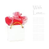Jour du ` s de Valentine. Image stock