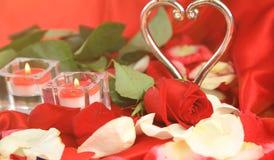 Jour du `s de Valentine Photos libres de droits