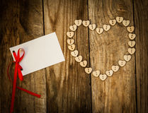 Jour du `s de Valentine Photo stock