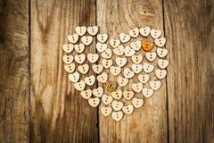 Jour du `s de Valentine Image stock
