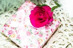 Jour du `s de Valentine Photographie stock libre de droits