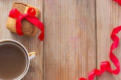 Jour du ` s de Valentine, calibre romantique Images libres de droits