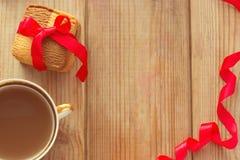 Jour du ` s de Valentine, calibre romantique Image stock