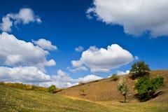 Jour ensoleillé d'automne Image stock