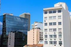 Jour ensoleillé d'automne en Rio de Janeiro Photographie stock libre de droits