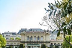 Jour ensoleillé de Vienne au printemps, Autriche Image libre de droits