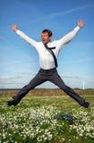 Jour heureux Photos libres de droits
