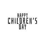 Jour heureux d'enfants Images stock