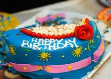 Jour heureux de naissance Images libres de droits