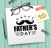 Jour heureux du ` s de père