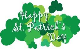 Jour heureux du ` s de St Patrick Photographie stock libre de droits
