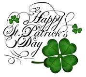 Jour heureux du ` s de St Patrick Images stock