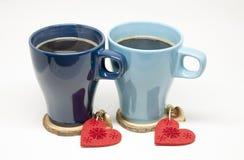 Jour heureux du `s de Valentine Photo stock