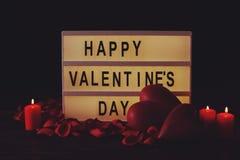 Jour heureux du ` s de Valentine/vous m'épouserez concept Mots, lettrage, calligraphie, police Photos stock