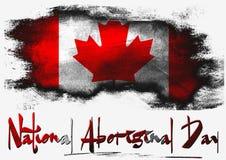 Jour indigène national illustration stock