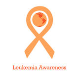 Jour international de conscience de leukimia illustration stock