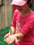 Jour international heureux du ` s d'enfants ! Photo libre de droits