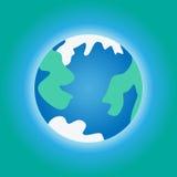 Jour international pour la conservation ozone couche du 16 septembre illustration de vecteur