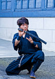 Jour japonais de culture Images libres de droits