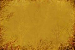 Jour jaune Photographie stock libre de droits