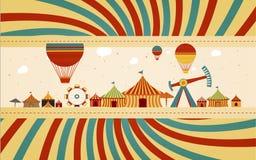 Jour juste de cirque Image libre de droits