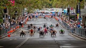 Jour 10K d'Australie Image stock