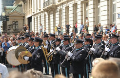Jour national de la Belgique Photos stock