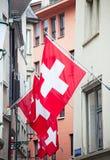 Jour national suisse à Zurich Image stock