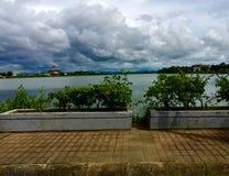 jour nuageux Photos stock
