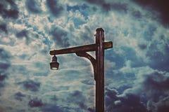 jour nuageux Photos libres de droits