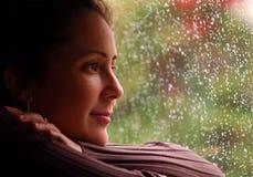 Jour pluvieux Photo stock