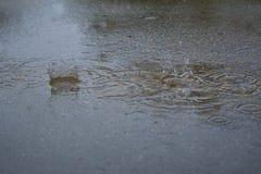 Jour pluvieux Images stock