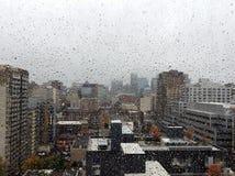 Jour pluvieux II images libres de droits