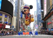 Jour Prade de l'action de grâces de Macy Images stock