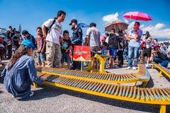 Jour thaïlandais du ` s d'enfants Photos libres de droits