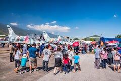 Jour thaïlandais du ` s d'enfants Photographie stock