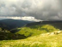 Jour très nuageux Photo libre de droits