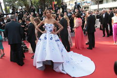 Jourdan Dunn royaltyfria bilder