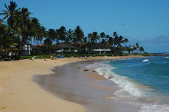 Journée de Kauai image libre de droits