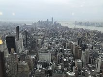 Journée de New York City Photo stock