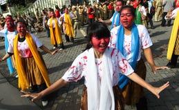 Journée mondiale contre le SIDA photo libre de droits