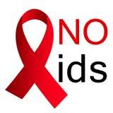 Journée mondiale contre le SIDA Photographie stock libre de droits